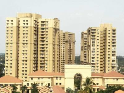 Gallery Cover Image of 1700 Sq.ft 3 BHK Apartment for rent in Sobha City Apartments, Tirumanahalli for 30000