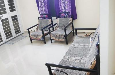 Gallery Cover Image of 600 Sq.ft 1 BHK Independent House for rent in NRI Layout for 16200