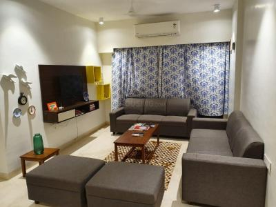 Gallery Cover Image of 1250 Sq.ft 2 BHK Apartment for rent in Omkar Meridia, Kurla West for 54999