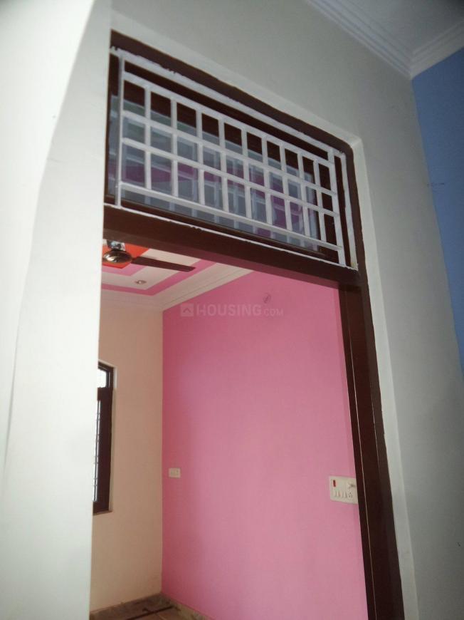 Main Entrance Image of 616 Sq.ft 2 RK Independent Floor for rent in Raj Nagar Extension for 6000