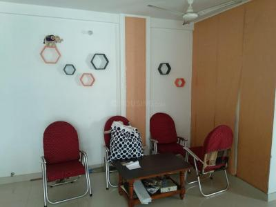 Gallery Cover Image of 1169 Sq.ft 3 BHK Apartment for rent in New Town Society, New Town for 21000