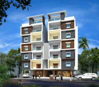 Gallery Cover Image of 1570 Sq.ft 3 BHK Independent Floor for buy in Malakpet for 7850000