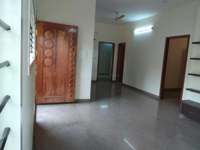 Gallery Cover Image of 1200 Sq.ft 3 BHK Independent Floor for rent in 5th Phase for 19000