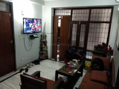Gallery Cover Image of 1000 Sq.ft 3 BHK Apartment for rent in Khanpur for 12000