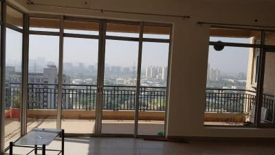 Gallery Cover Image of 2550 Sq.ft 3 BHK Apartment for rent in Central Park Tower C, Sector 48 for 36000