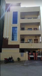 Gallery Cover Image of 670 Sq.ft 2 BHK Apartment for rent in Hansa Homes, Nizampet for 8500