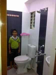 सी वी रामन नगर में ट्रैंक्विलिटी होम्स में कॉमन बाथरूम की तस्वीर