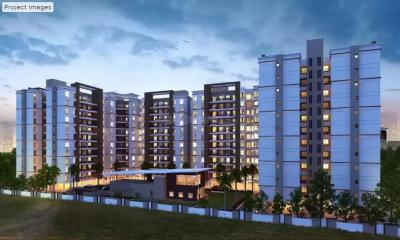 Gallery Cover Image of 890 Sq.ft 2 BHK Apartment for buy in Lohegaon for 6447000