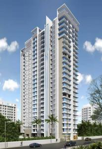 Gallery Cover Image of 1100 Sq.ft 2 BHK Apartment for buy in Romell Diva Apartments, Malad West for 17500000