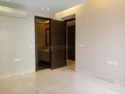 Gallery Cover Image of 1500 Sq.ft 3 BHK Independent Floor for rent in Chittaranjan Park for 50000