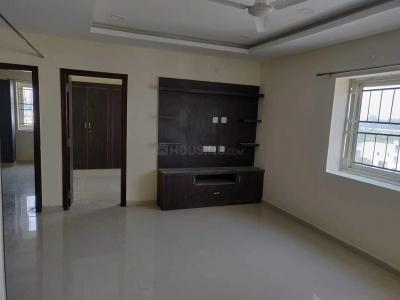 Gallery Cover Image of 1350 Sq.ft 2 BHK Apartment for rent in Hafeezpet for 23000
