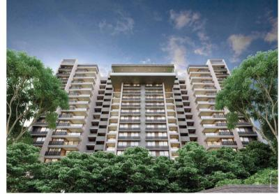 Gallery Cover Image of 1469 Sq.ft 3 BHK Apartment for buy in Vidyaranyapura for 7900000