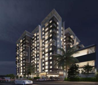 Gallery Cover Image of 1428 Sq.ft 3 BHK Apartment for buy in Sahiti Karthikeya Panorama, Madhapur for 10000000
