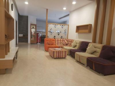 Gallery Cover Image of 2327 Sq.ft 3 BHK Apartment for rent in K Raheja Quiescent Heights, Hitech City for 45000