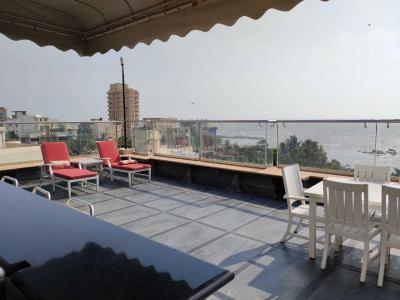 Gallery Cover Image of 2800 Sq.ft 3 BHK Apartment for rent in Bandra West for 600000