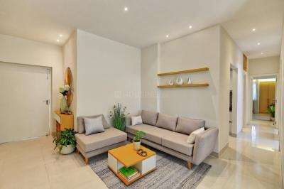 Gallery Cover Image of 1215 Sq.ft 3 BHK Apartment for buy in Godrej Seven, Hanspukuria for 5762874