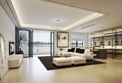 Gallery Cover Image of 1400 Sq.ft 2 BHK Apartment for buy in Mulund West for 27500000