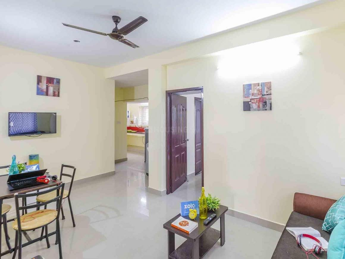 Living Room Image of Zolo Chelsea in Adyar