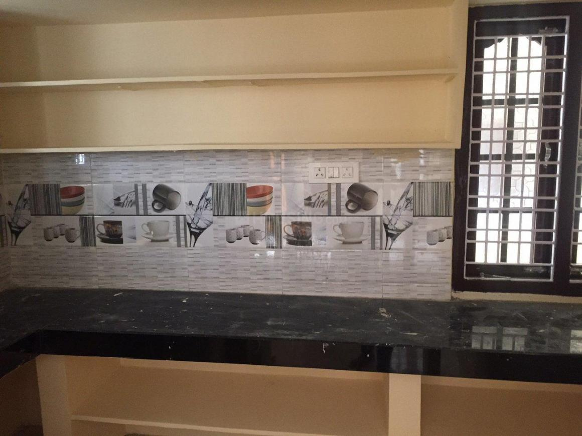 Kitchen Image of 1100 Sq.ft 2 BHK Independent Floor for rent in Kistareddypet for 7700