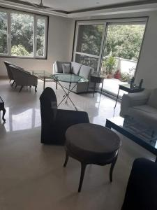 Gallery Cover Image of 3100 Sq.ft 3 BHK Apartment for rent in Geetanjali Enclave, Malviya Nagar for 125000
