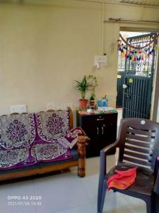 Gallery Cover Image of 650 Sq.ft 1 BHK Apartment for buy in New Sangvi for 3800000