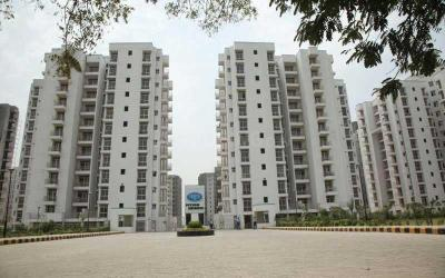 Gallery Cover Image of 1500 Sq.ft 3 BHK Apartment for rent in Piyush Heights, Sector 89 for 15000
