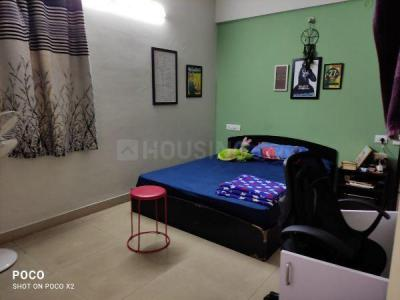 Gallery Cover Image of 1385 Sq.ft 3 BHK Apartment for rent in Mahaveer Rhyolite, Hulimavu for 24000
