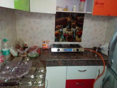 Kitchen Image of Tera Accommodation PG in Rajinder Nagar