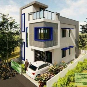 Gallery Cover Image of 600 Sq.ft 3 BHK Independent House for buy in Lake View Gardens, Horamavu for 1831499