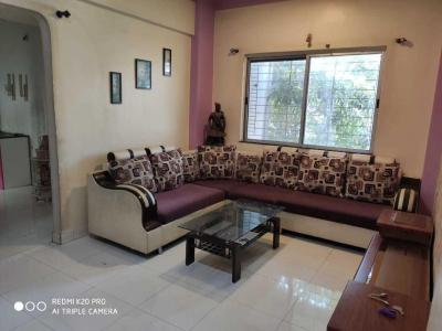 Gallery Cover Image of 600 Sq.ft 1 BHK Apartment for rent in Pimple Gurav for 15000