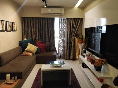 Gallery Cover Image of 1300 Sq.ft 2 BHK Apartment for buy in Belapur CBD for 15500000