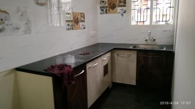 Gallery Cover Image of 650 Sq.ft 1 BHK Independent Floor for rent in 5th Phase for 11000