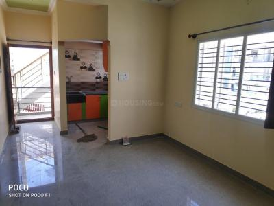 Gallery Cover Image of 600 Sq.ft 1 BHK Independent House for rent in Battarahalli for 10000