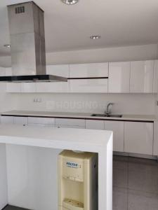 Kitchen Image of 4271 Sq.ft 4 BHK Apartment for buy in Panchshil Casa 9, Baner for 50000000