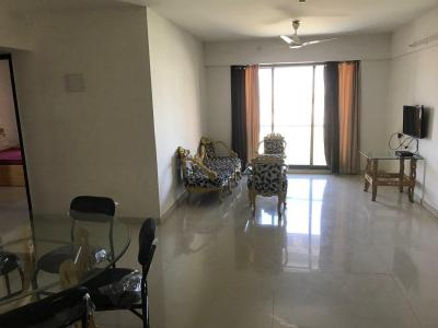 Gallery Cover Image of 1665 Sq.ft 3 BHK Apartment for rent in Santacruz East for 81000