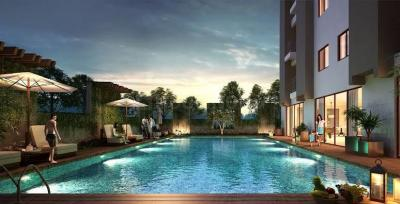 Gallery Cover Image of 401 Sq.ft 1 BHK Apartment for buy in Eden Solaris Joka Phase 1, Pailan for 1235056