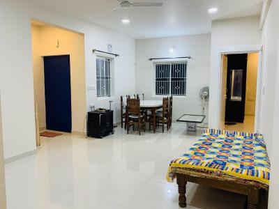 Gallery Cover Image of 1840 Sq.ft 3 BHK Apartment for rent in Divya Kolkar, Bommanahalli for 27000