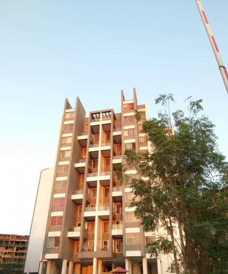 Building Image of 655 Sq.ft 1 BHK Apartment for rent in Wagholi for 8500