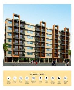 Gallery Cover Image of 382 Sq.ft 1 BHK Apartment for buy in Naman Nariman City Premium EWS LIG, Sangam Nagar for 1250000