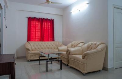 Living Room Image of 3 Bhk In Manjeera Diamond Towers in Nallagandla