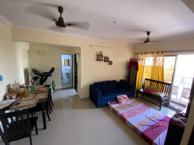 Gallery Cover Image of 750 Sq.ft 1 BHK Apartment for buy in Galaxy Royale, Malad West for 9000000