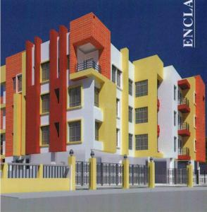Gallery Cover Image of 985 Sq.ft 2 BHK Apartment for buy in Purba Barisha for 3102750