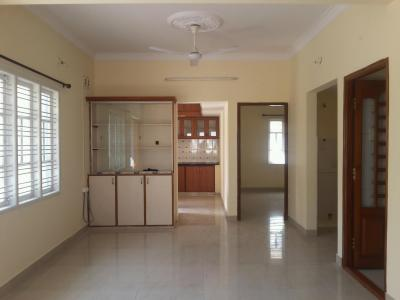 Gallery Cover Image of 1000 Sq.ft 2 BHK Independent Floor for rent in Chikkalasandra for 13000