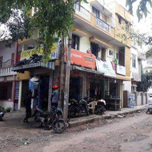 Gallery Cover Image of 1050 Sq.ft 2 BHK Independent House for buy in R. T. Nagar for 7000000