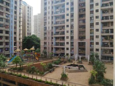 Gallery Cover Image of 550 Sq.ft 1 BHK Apartment for rent in Thane West for 17000