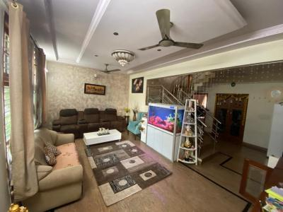 Gallery Cover Image of 1200 Sq.ft 4 BHK Independent House for rent in RR Nagar for 55000