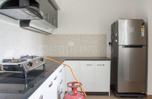 Kitchen Image of E 402 Godrej Apartment in Electronic City