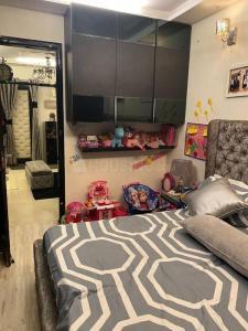 Bedroom Image of Girls PG in Rajouri Garden