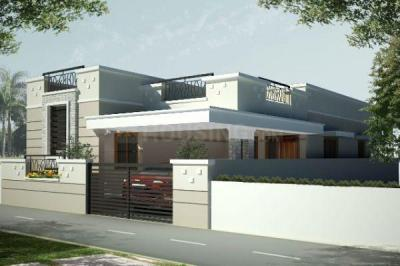 Gallery Cover Image of 2000 Sq.ft 3 BHK Independent House for buy in Thudiyalur for 6500000