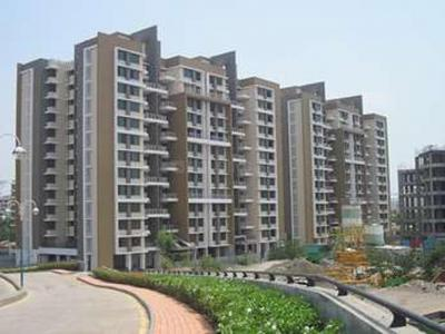 Gallery Cover Image of 1850 Sq.ft 3 BHK Apartment for rent in Wakad for 35000